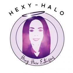 Hexy-Halo Hair Extensions
